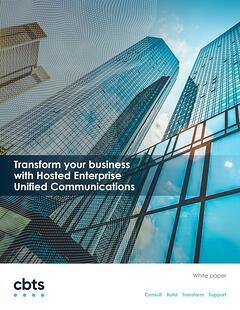Screen Shot - Transform Your Business with UCaaS - HEUC Whitepaper