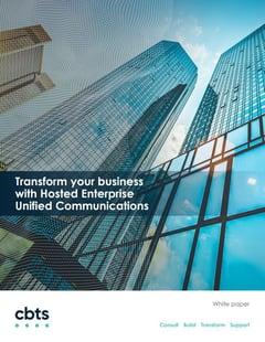 Screen Shot - Transform Your Business with UCaaS - HEUC Whitepaper