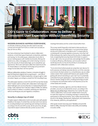 QuickPulse-EHCS-CIOs Guide to Collaboration-cover